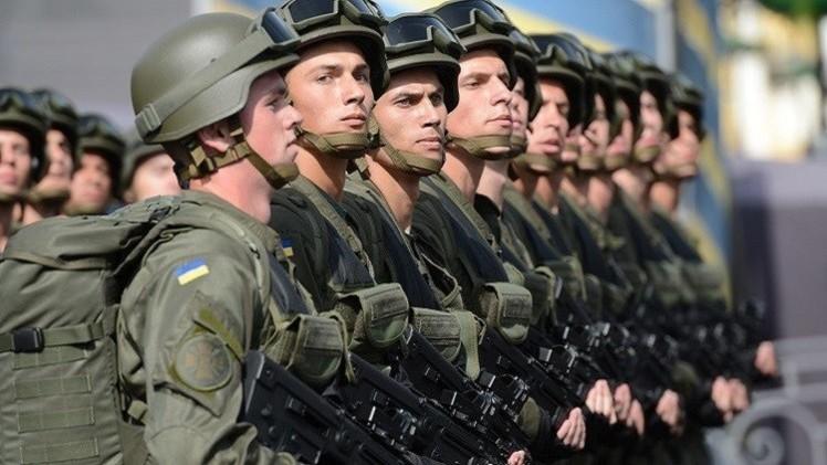 دونيتسك : كييف تحشد قواتها لشن هجوم