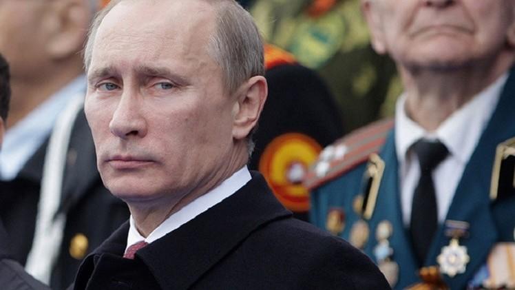 بوتين يستحضر ذكرى والديه إبان الحرب الوطنية العظمى