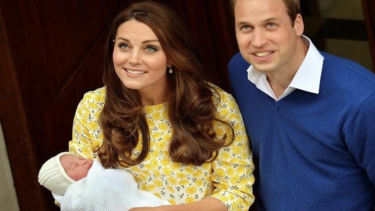 دوقة كامبريدج كايت ميدلتون تنجب طفلة