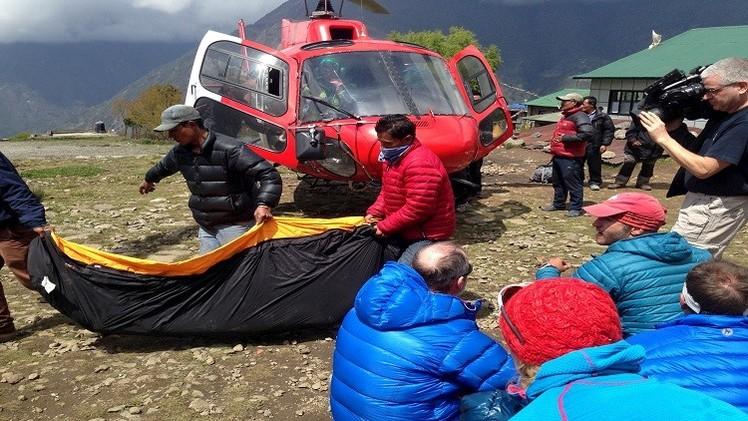نيبال.. العثور على جثث 50 من متسلقي