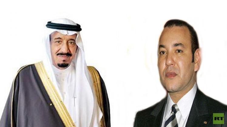 قمة سعودية مغربية في الرياض