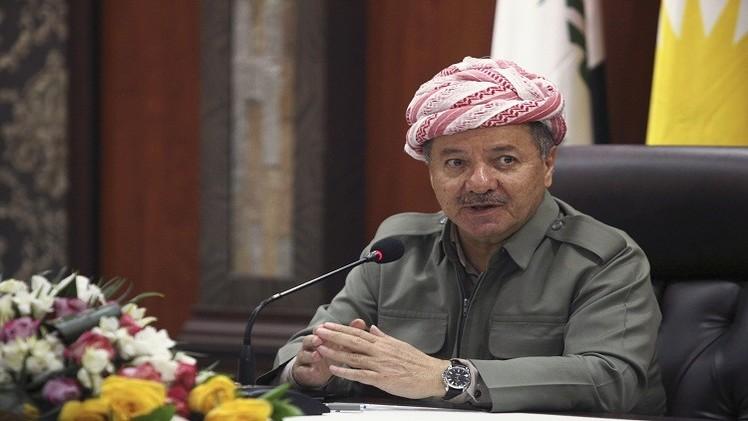 مستقبل كردستان وتسليح البيشمركة أهم محاور لقاء بارزاني بأوباما