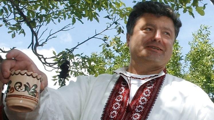 أوكرانيا تنفق 370 ألف يورو شهريا لإطعام رئيسها