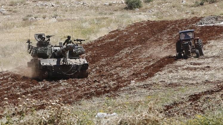 الخارجية الفلسطينية تدين التدريبات العسكرية الإسرائيلية في مناطق الأغوار