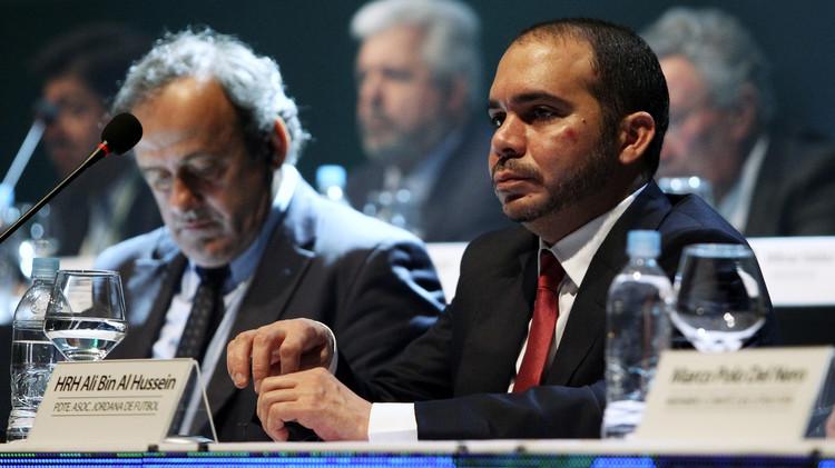 الأمير علي يفكر بالانسحاب من انتخابات رئاسة الفيفا
