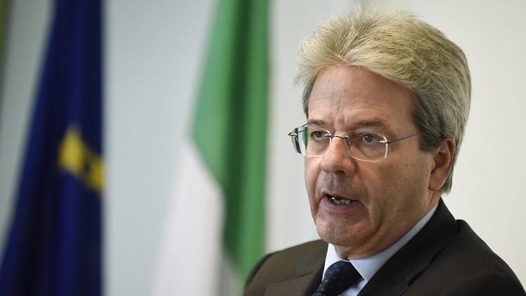 إيطاليا تطلب تدخلا أوروبيا لمواجهة تدفق المهاجرين