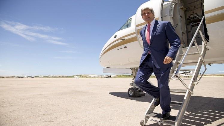 كيري في مقديشو يؤكد تحقيق تقدم كبير في الصومال
