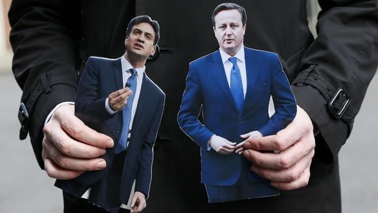 الانتخابات البريطانية.. استطلاع للرأي يظهر تقاربا في التأييد للمحافظين والعمال