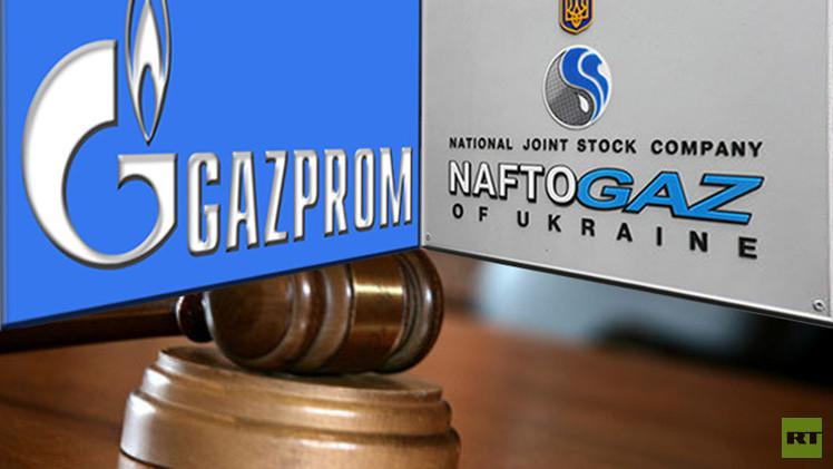 غازبروم تقاضي كييف لاسترداد نحو 24 مليار دولار