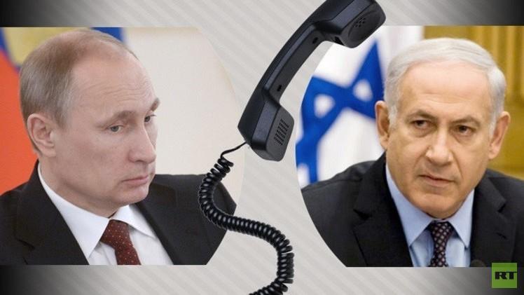 بلومبرغ: اتصال لبوتين بنتنياهو يلغي صفقة طائرات بدون طيار مع أوكرانيا