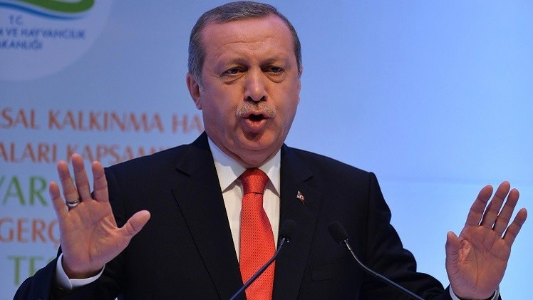 أردوغان: سنحقق الإكتفاء الذاتي من الصناعات العسكرية بحلول عام 2023