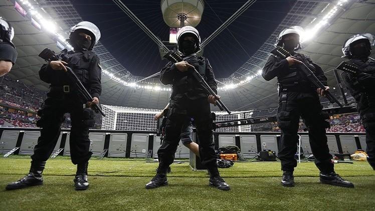 بولندا تقرر إرسال وحدة شرطة إلى أوكرانيا