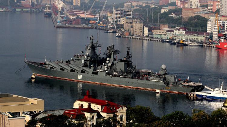 روسيا والصين بصدد إجراء تدريبات مشتركة في البحر المتوسط