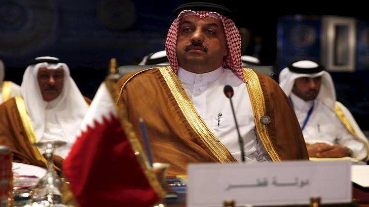 قطر: القمة الخليجية ناقشت أزمات منطقة الشرق الأوسط