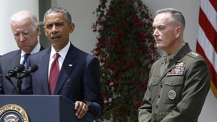 أوباما يعين رئيسا جديدا لأركان الجيوش الأمريكية