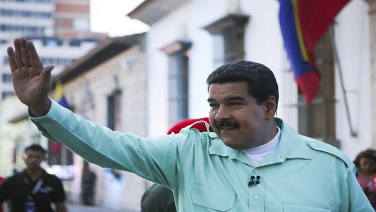 مادورو سيحضر عيد النصر في موسكو