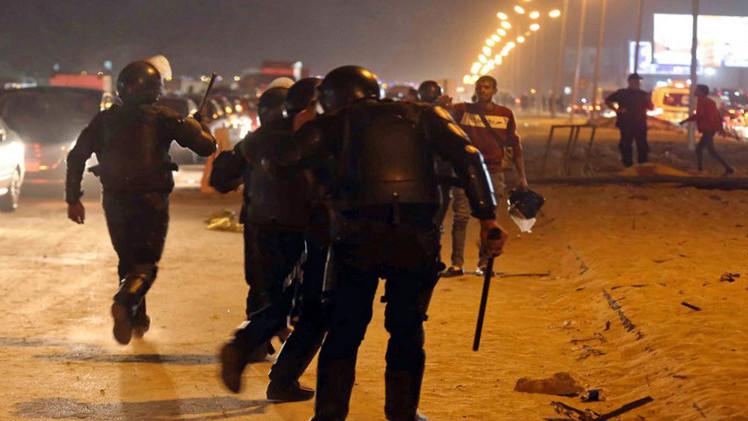 مقتل جندي في اشتباكات بين الأمن و