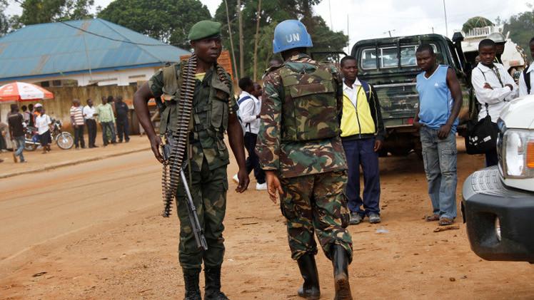 مقتل جنديين من القوة الأممية في شرق الكونغو الديمقراطية