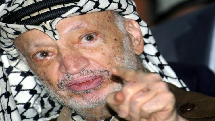 أرملة الزعيم الفلسطيني تطالب بإجراء تحقيقات إضافية