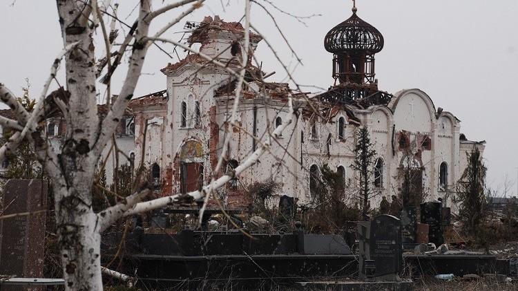 تردي الأوضاع الأمنية في شرق أوكرانيا قبيل استئناف مفاوضات السلام