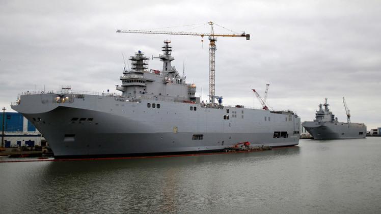 لوفيغارو: باريس قد تفكك أو تغرق سفينتي
