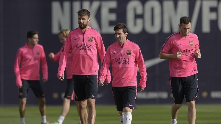 وأخيرا .. فيرمايلين مستعد لباكورة مبارياته مع برشلونة
