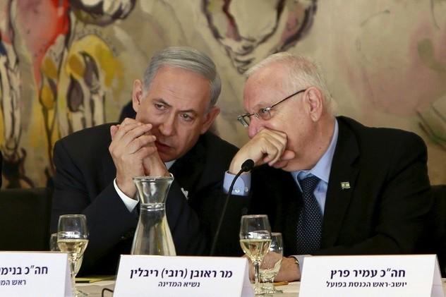 مفاوضات في الساعات الأخيرة لتشكيل الحكومة الإسرائيلية