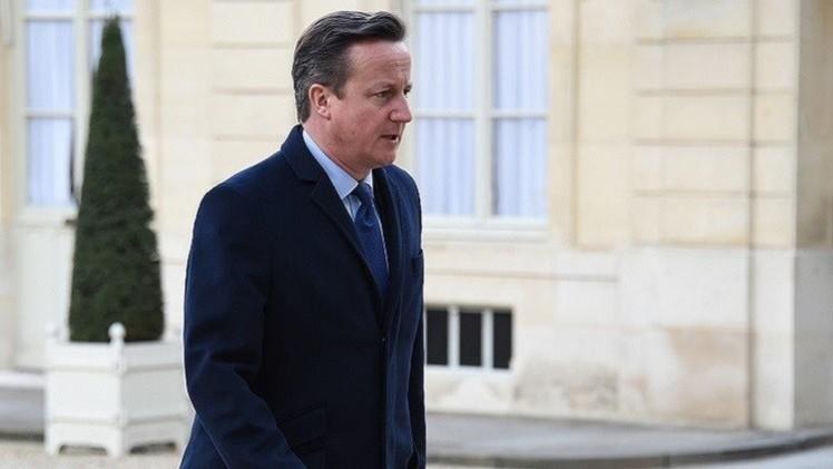 استطلاع رأي: حزب المحافظين بزعامة كاميرون يتقدم قبيل الانتخابات