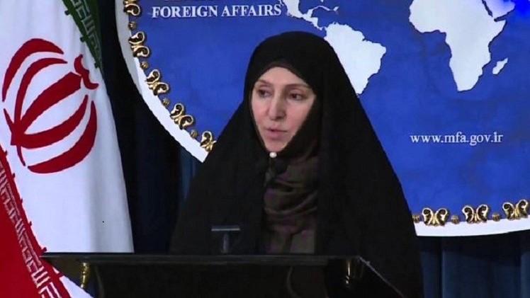 إيران: الإفراج عن أفراد طاقم السفينة الدنماركية