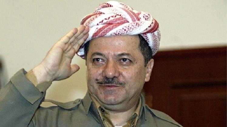 البارزاني: وحدة العراق ليست إجبارية