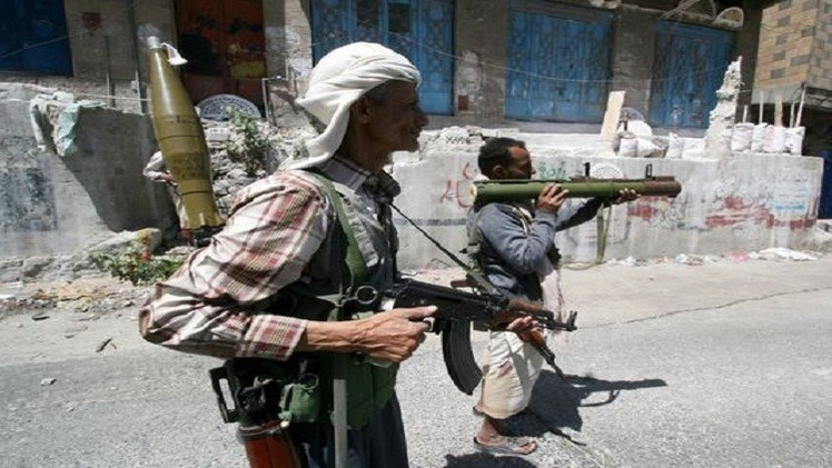 اليمن يدعو المجتمع الدولي إلى إرسال قوات برية لإنقاذ عدن وتعز
