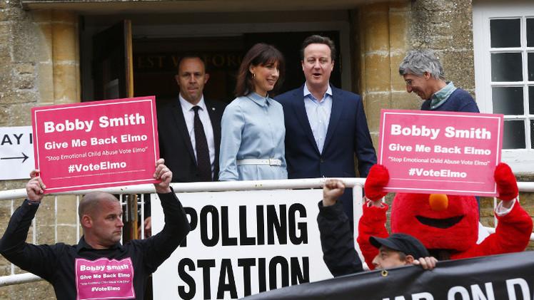 البريطانيون يصوتون في انتخابات قد تنتج حكومة ضعيفة في ظل تحديات كبيرة