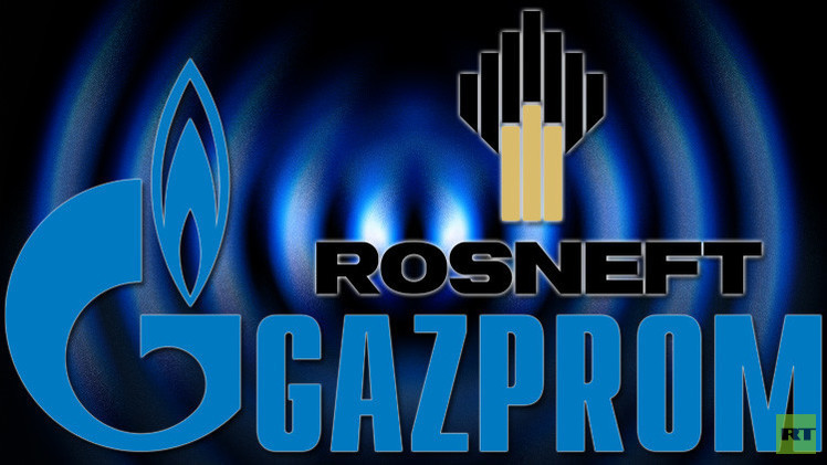شركتا طاقة روسيتان في قائمة
