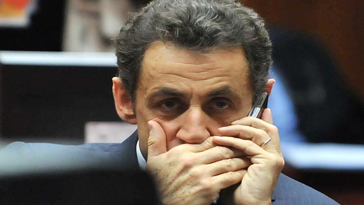 محكمة باريس تجيز استخدام مكالمات ساركوزي السرية كأدلة لتورطه