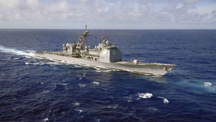 مدمرة أمريكية تتوجه نحو البحر الأسود