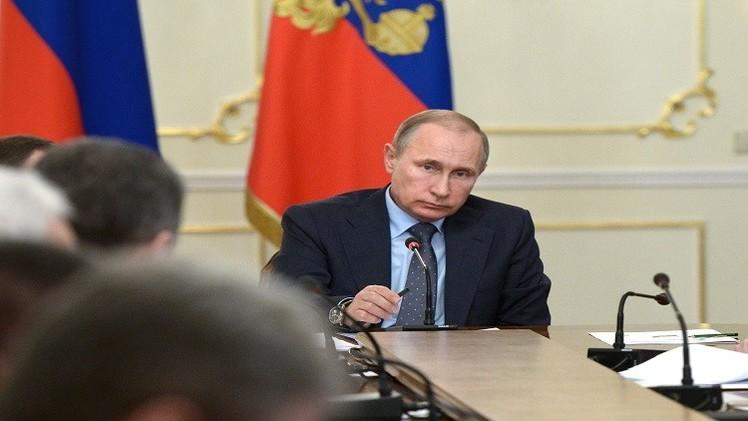 بوتين: يجب تجديد محفزات قطاع الأعمال للوصول إلى إنتاجية مستدامة