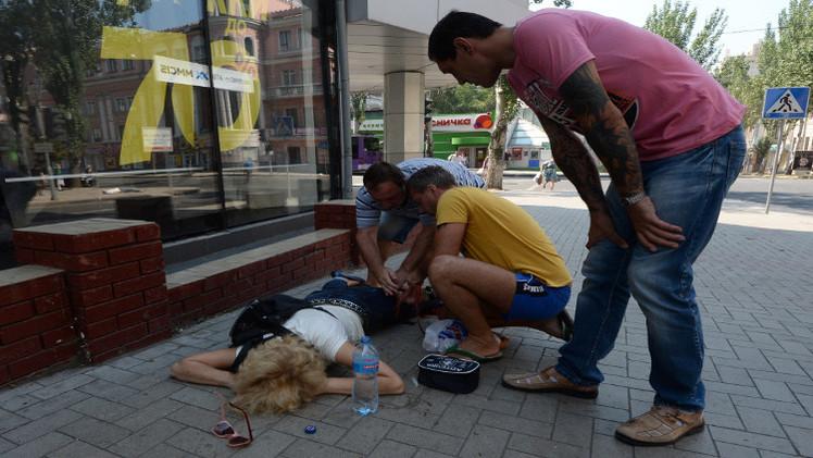 الأمم المتحدة: مقتل 6243 شخصا شرق أوكرانيا منذ اندلاع النزاع
