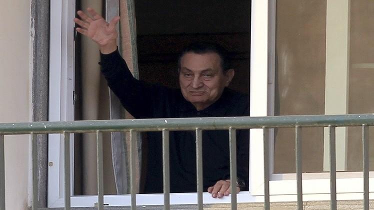 تحديد 4 يونيو موعدا للنظر في الطعن على براءة مبارك