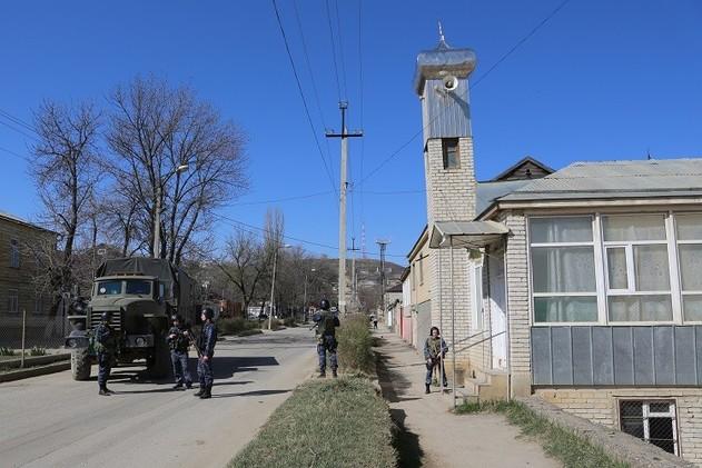 تصفية 3 مسلحين في محج قلعة الداغستانية
