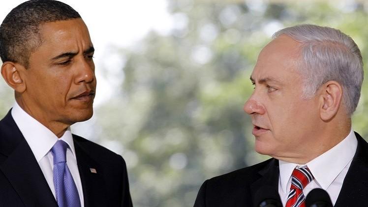 أوباما يهنئ نتانياهو على تشكيل حكومته الائتلافية ويتطلع للعمل معه