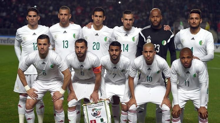 الجزائر يعود إلى نادي الـ 20 الأوائل في تصنيف الفيفا