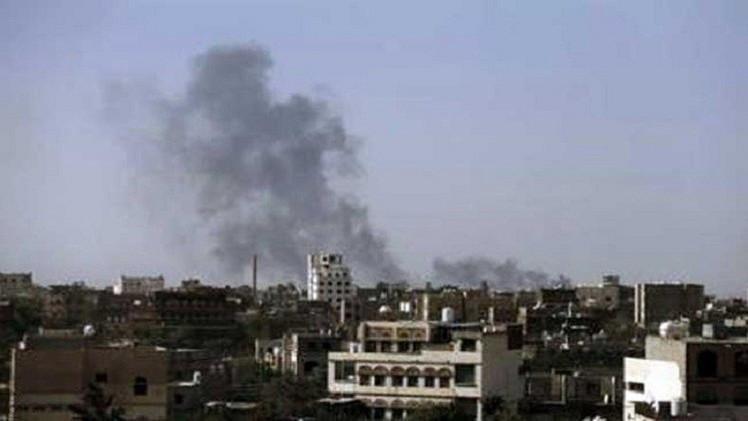 التحالف العربي يقصف مقرات للحوثي في صعدة وسط موجة نزوح كبيرة للأهالي