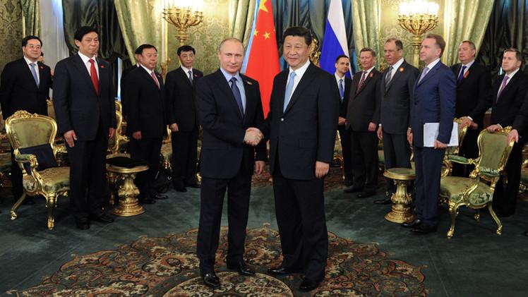 روسيا والصين توقعان اتفاقيات مشتركة في مجالات عدة