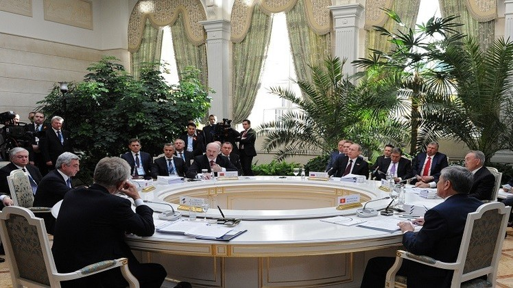 قرغيزستان تنضم للاتحاد الاقتصادي الأوراسي