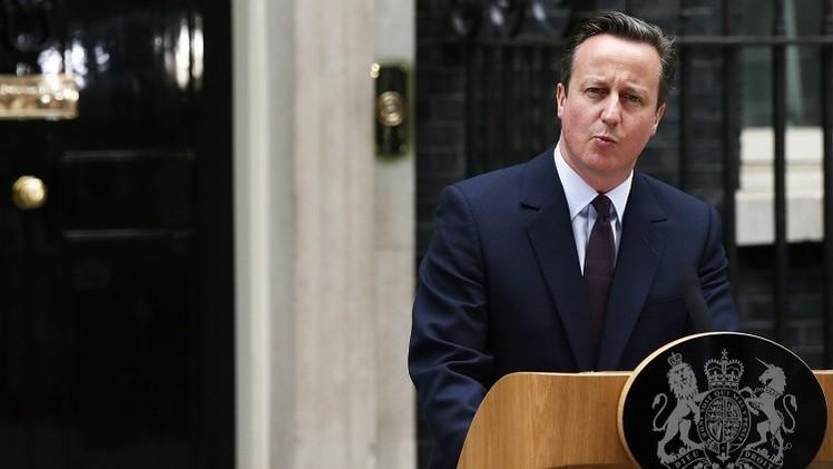 كاميرون يعيد تعيين 4 وزراء محوريين في حكومته الجديدة