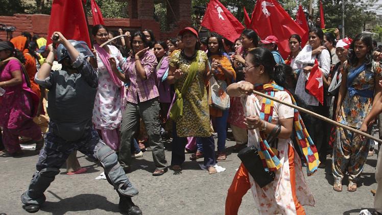 ماويون يحتجزون 200 رهينة قبل لقائهم رئيس الحكومة الهندية