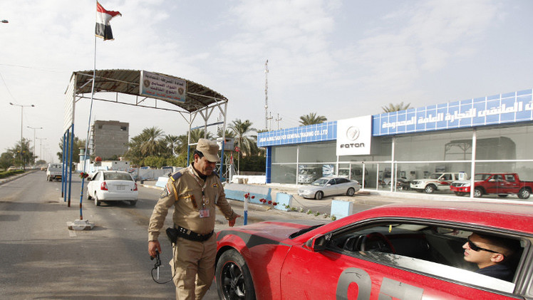 مقتل وإصابة 27 شخصا بتفجير سيارة مفخخة وسط بغداد