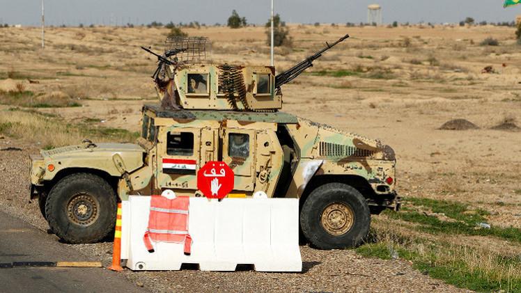 مقتل 50 من تنظيم داعش في عملية للقوات العراقية شمال بغداد