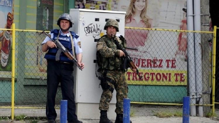 5 قتلى و 30 جريحا في اشتباكات بين الشرطة ومسلحين في مقدونيا
