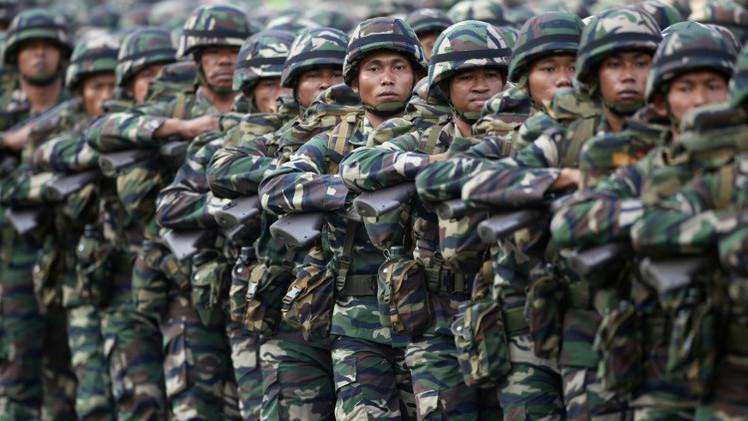 قوات ماليزية تصل السعودية للمشاركة في